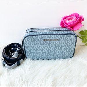 NWT Michael Kors Camera Bag